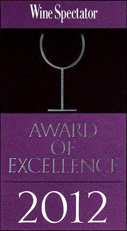 Wine Spectator Award Logo